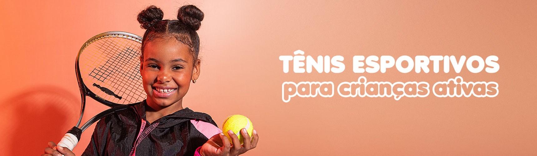 Tênis Infantil Esportivo