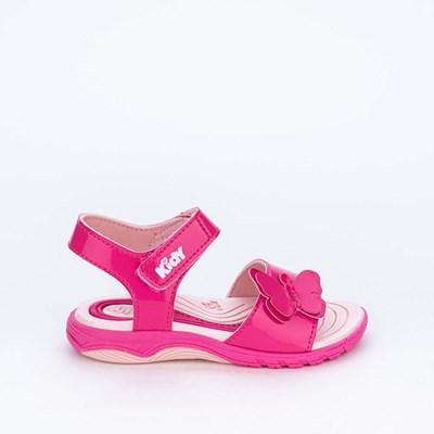 Papete Infantil com Borboleta Pink e Scooter para brincar