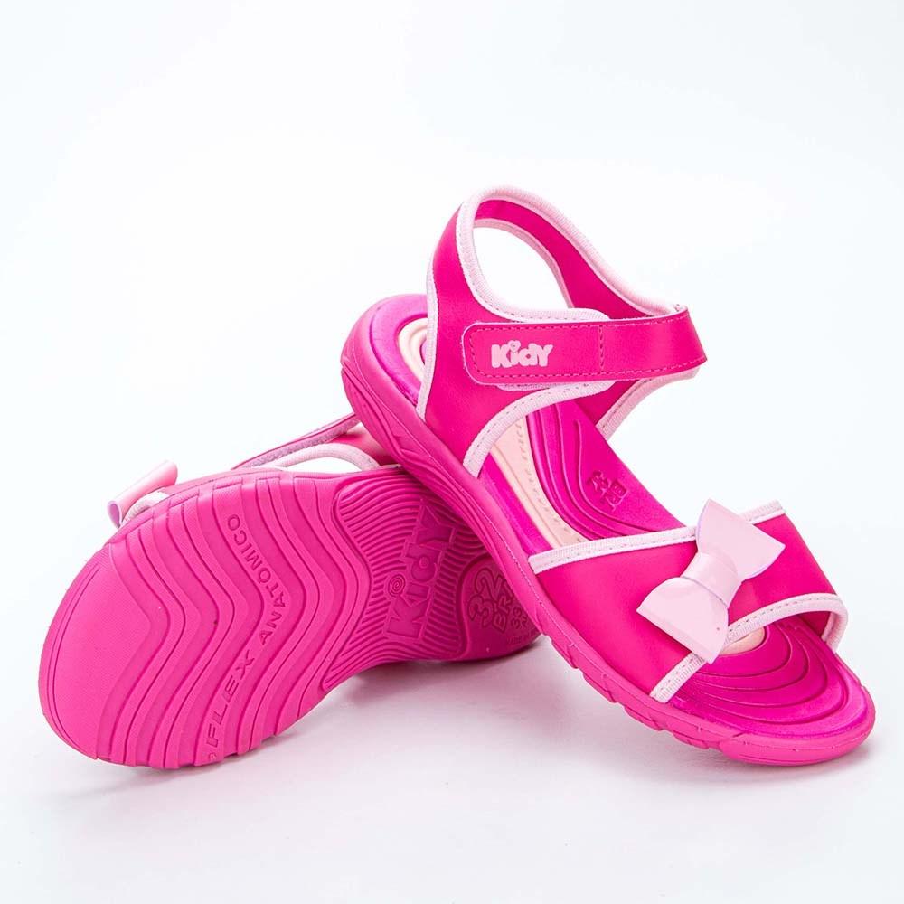 Papete Infantil Feminino Kidy Wave Pink