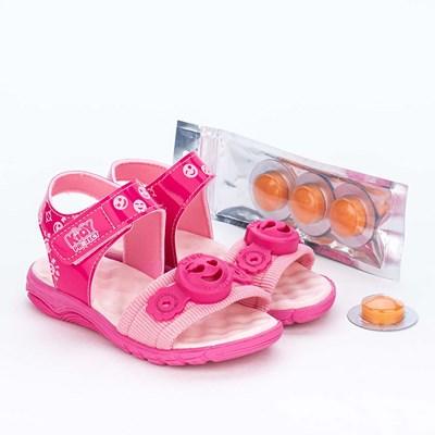 Papete Infantil Kidy Protect com Repelente Pink e Rosa Nude