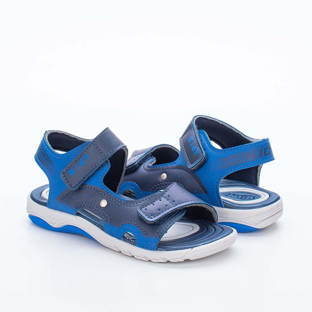 Papete Infantil Masculino Kidy Wave Marinho e Azul Royal