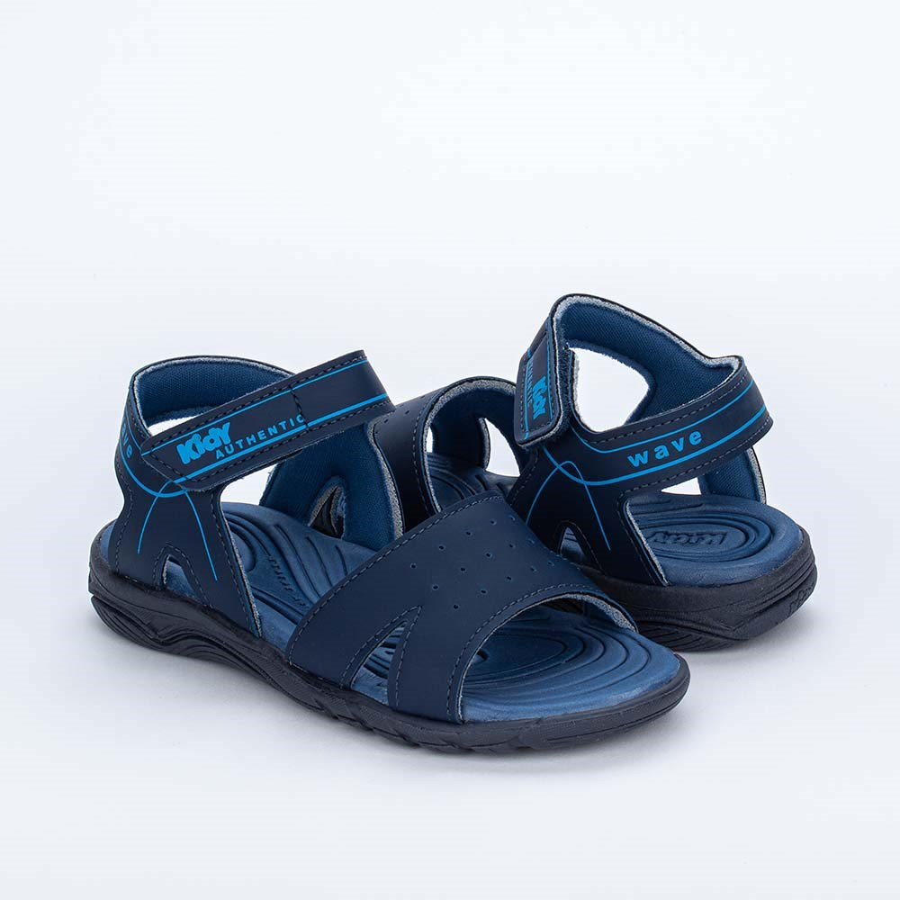 Papete Infantil Wave Marinho e Stone com Ônibus para Brincar