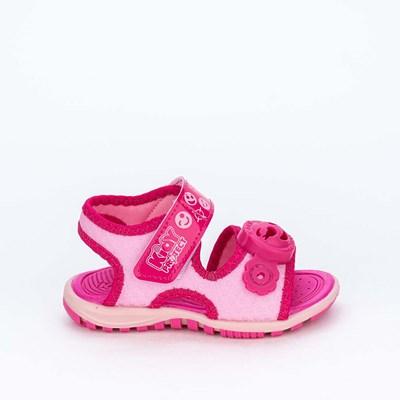 Papete Primeiros Passos Kidy Protect Repelente Rosa Pink