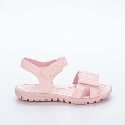 Sandália Infantil Feminina Papete Kidy Gloss Nude