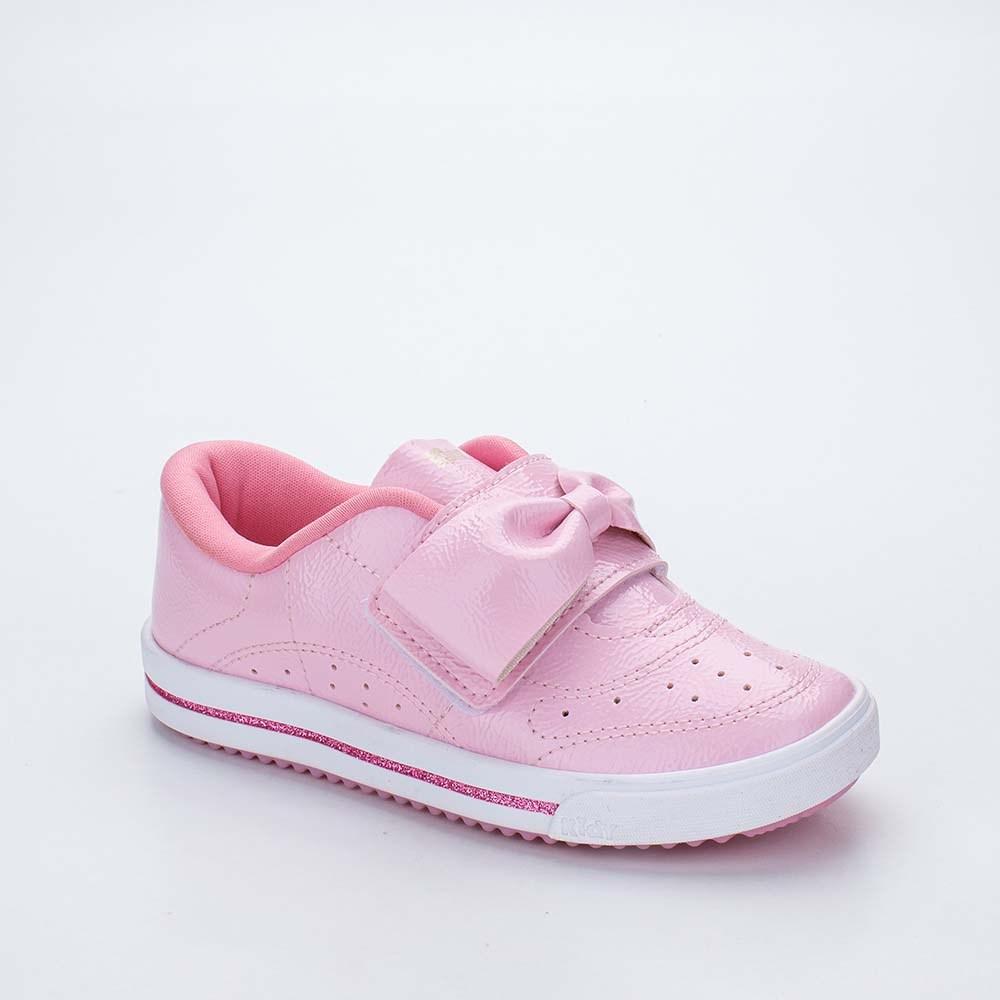 Tênis Infantil Feminino Kidy Love Baby Rosa